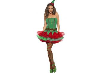 Elf Tutu - Adult Costume