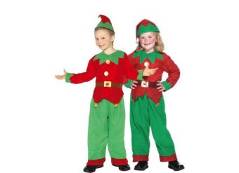 Jolly Elf Set - Child Costume