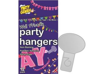 Party Genies - Party Hangers