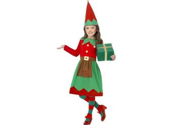 Santa's Little Helper - Child Costume