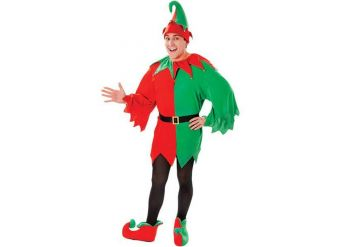 Elf Helper - Adult Costume