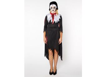 Deadly Nun - Adult Costume