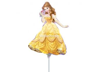Disney Belle Balloon - 9'' Foil