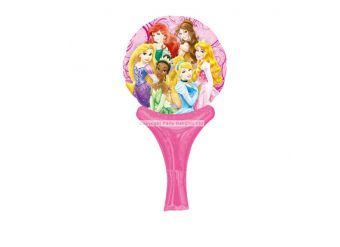 "Disney Princess Sparkle Balloon - 12"" Foil"