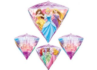 Disney Princess Diamondz Balloon - 24'' Foil