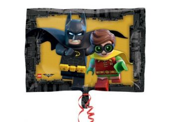 LEGO Batman Junior Shape Foil Balloon - 18""