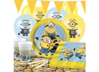 Minions Party Pack - Deluxe Pack for 16