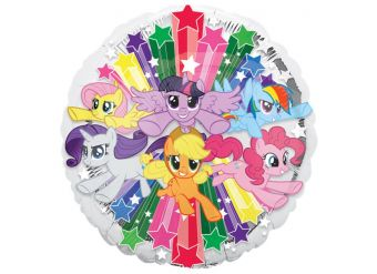 My Little Pony Foil Balloon - 18""