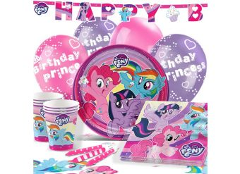 My Little Pony Party Pack - Deluxe Pack for 16
