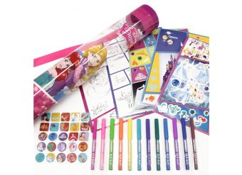 Princess Activity Sticker Tube