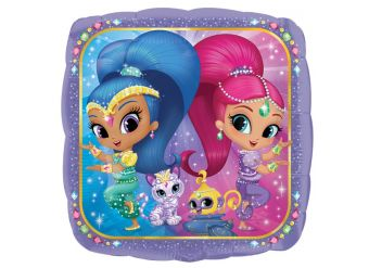 Shimmer & Shine Foil Balloon - 18""