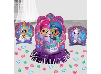 Shimmer & Shine Table Decorating Kit