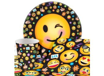 Smiley Party Pack - Value Pack for 8