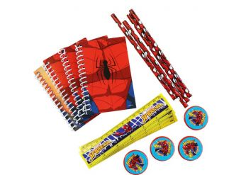 Spider-Man Stationary Pack