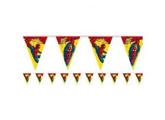 Ultimate Spider-Man Bunting - 2.3m