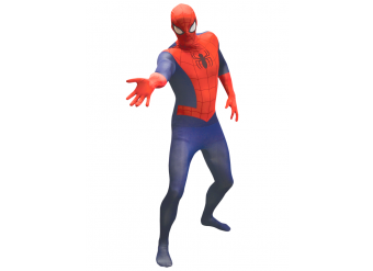 Ultimate Spider-man Morphsuit - Adult Costume